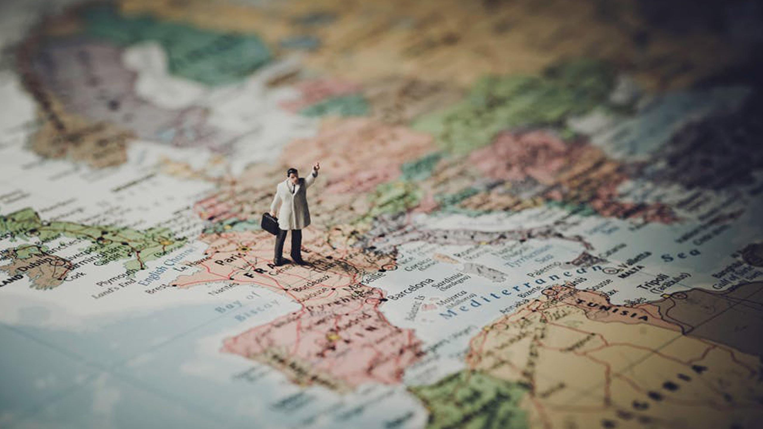 Bolsas para mestrado em Estudos Globais do Erasmus Mundus